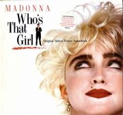 WHO'S THAT GIRL - UK / GERMANY SOUNDTRACK VINYL LP